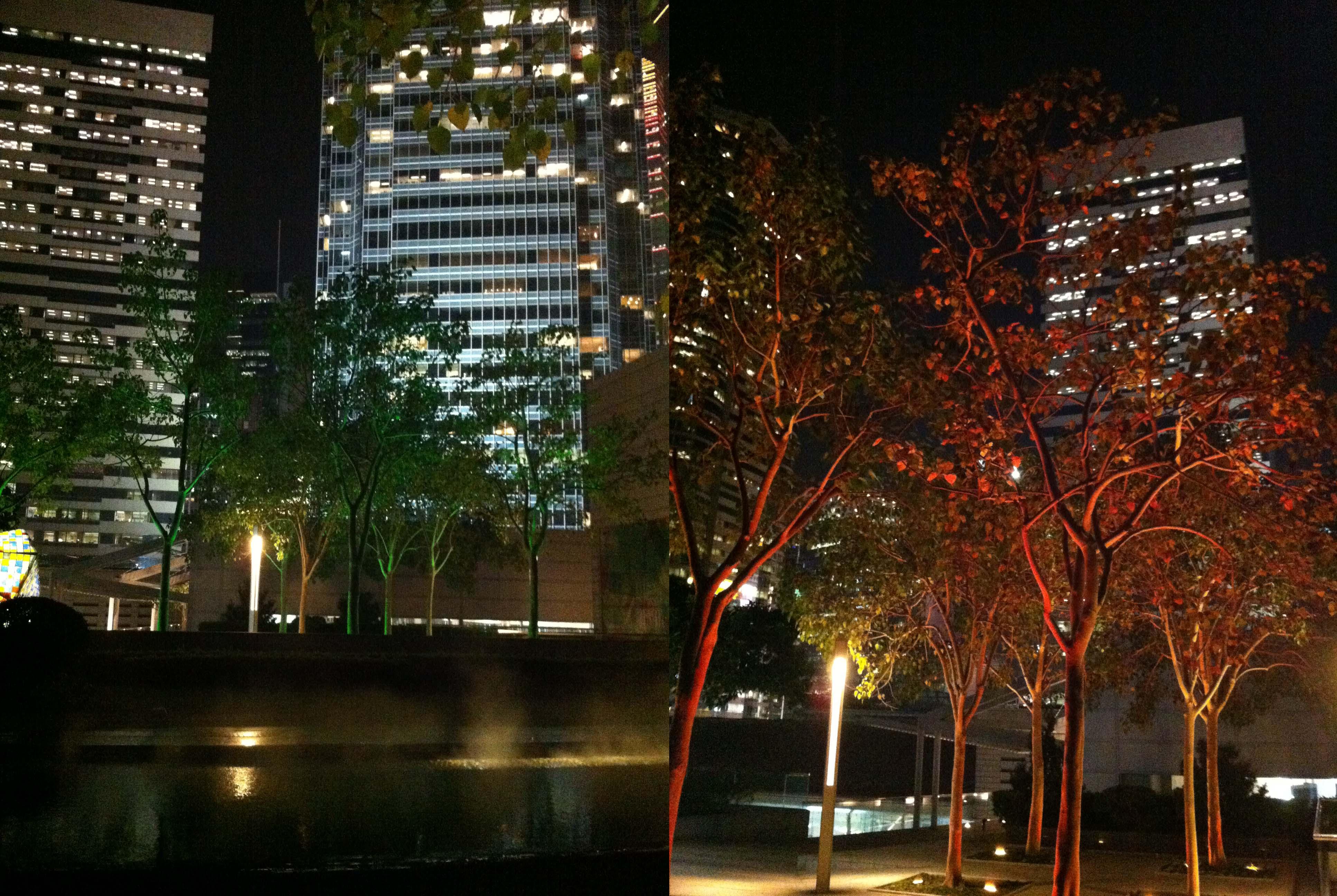 IFC Rooftop Gardens