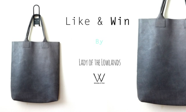 Doubleyou Bags & Lady of the Lowlands giveaway