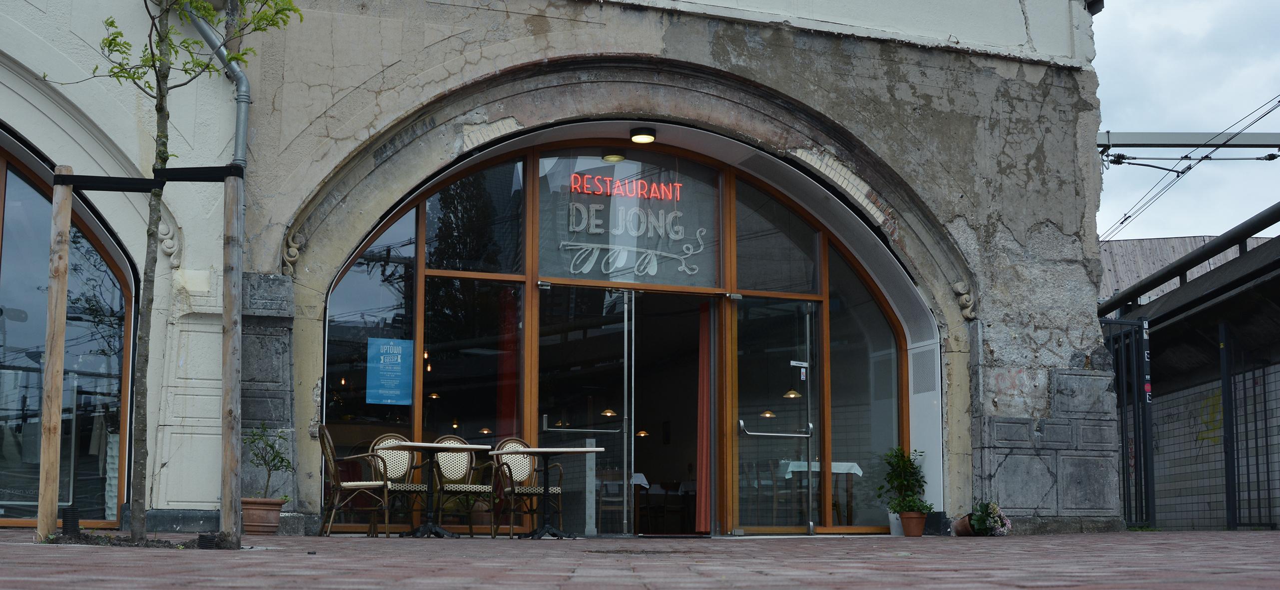 Restaurant De Jong Rotterdam