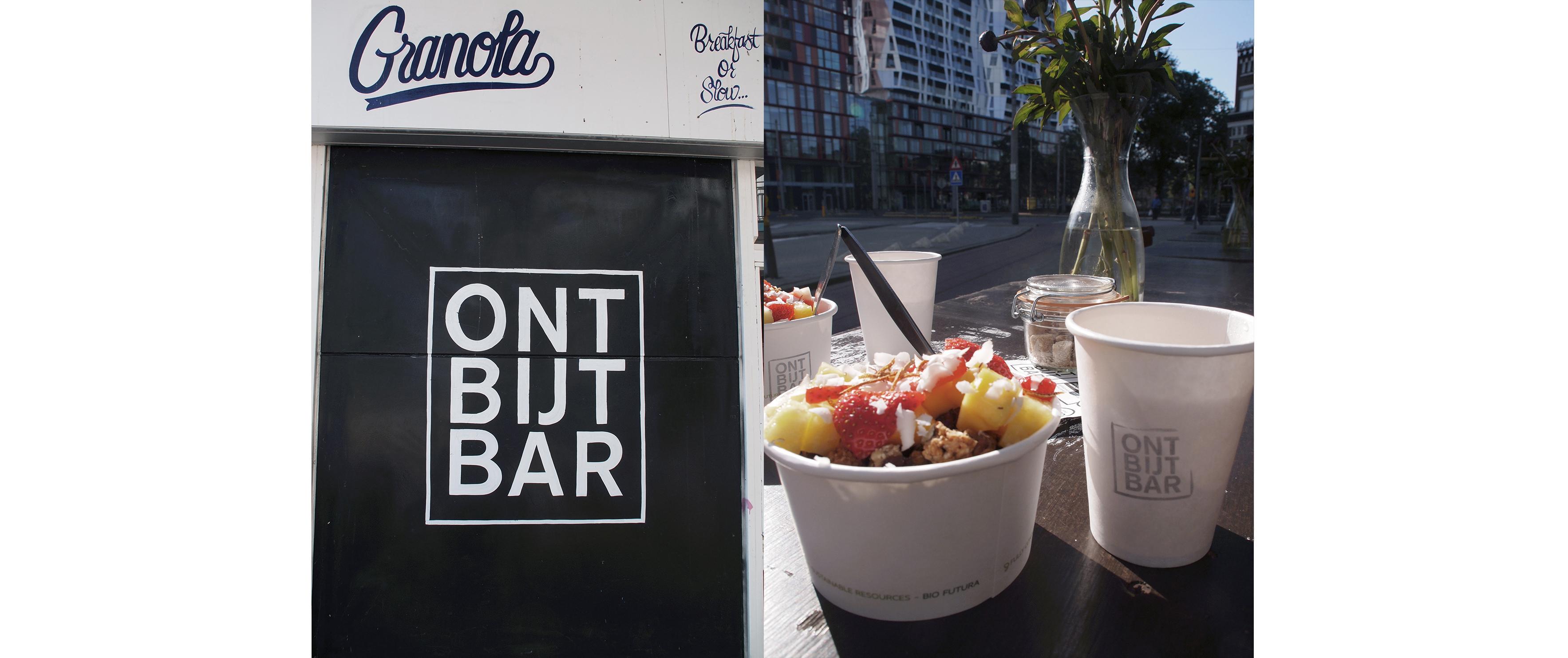 Ontbijtbar Rotterdam