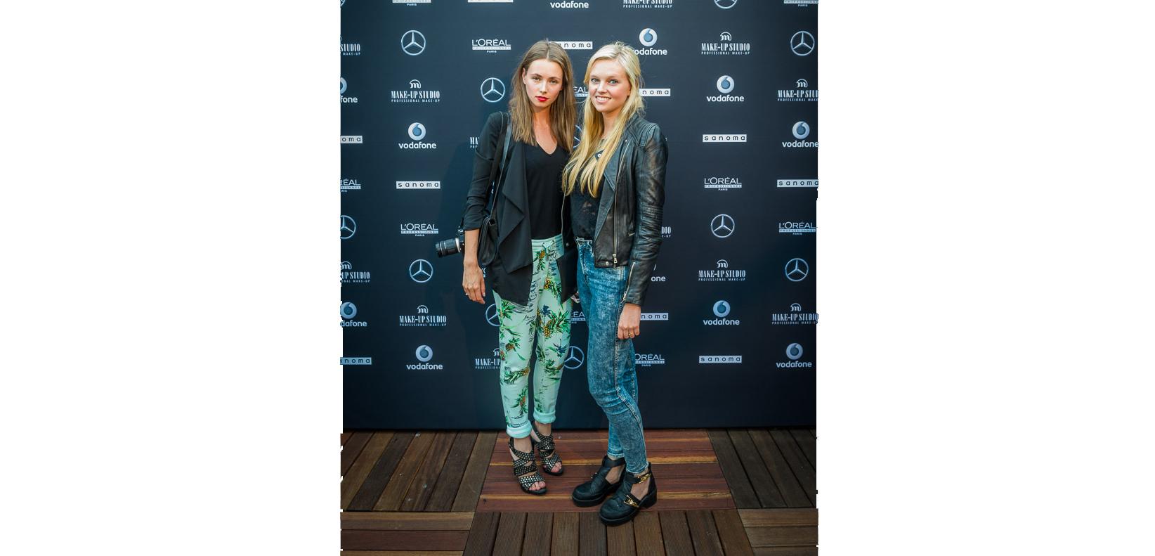 Sweat pants @ Amsterdam Fashion Week