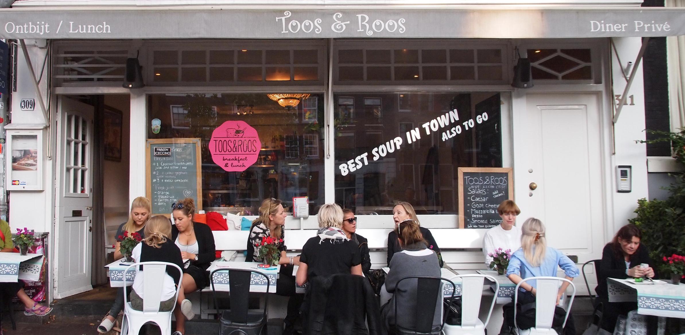 Toos & Roos Amsterdam